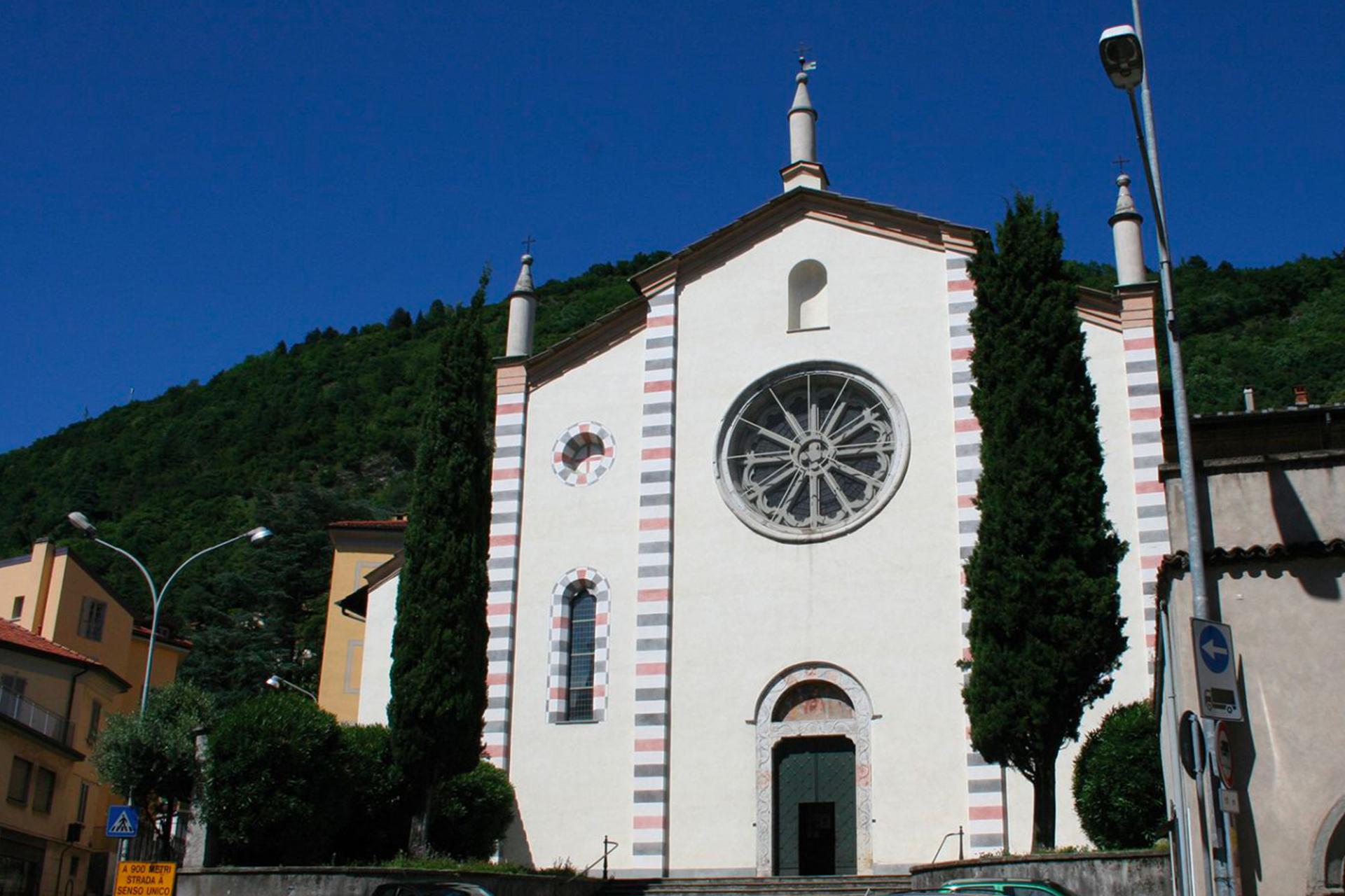 Chiesa di sant'Agostino in Como - Como e Lago di Como