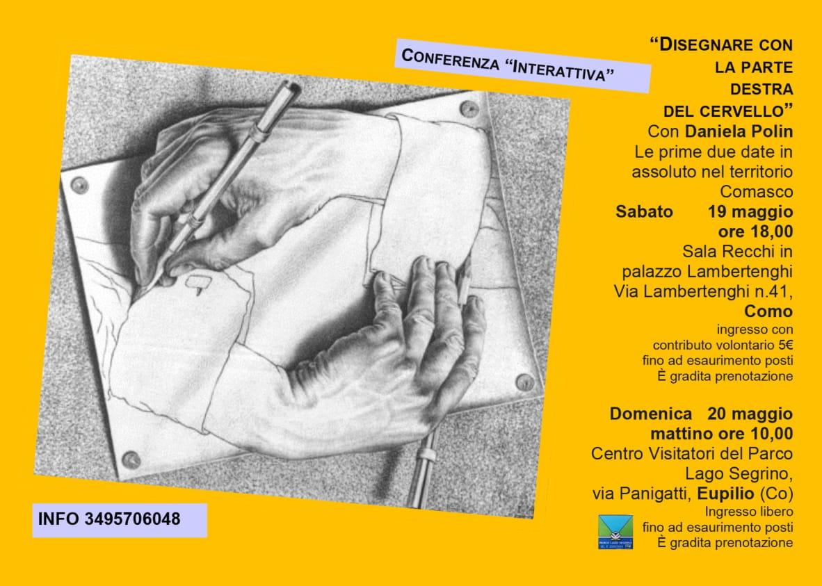 big sale 8edc6 1496d Disegnare con la parte destra del cervello: Conferenza ...